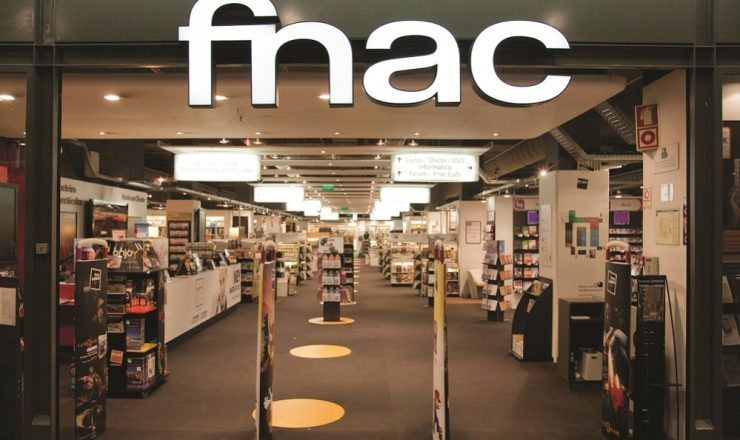 Loja FNAC Viana
