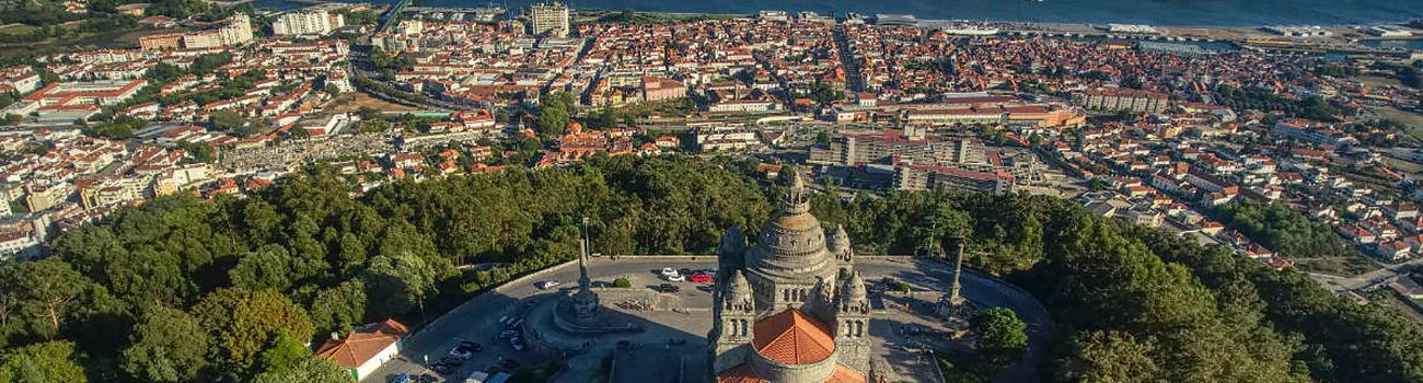 Viana do Castelo Panoramica