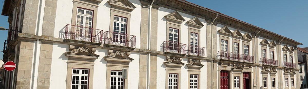 Edificio do Politécnico de Viana do Castelo