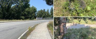 Acidente Ponte Monção Salvaterra